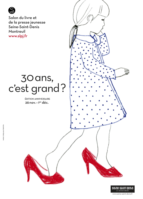 Audrey calleja salon du livre montreuil for Montreuil salon du livre